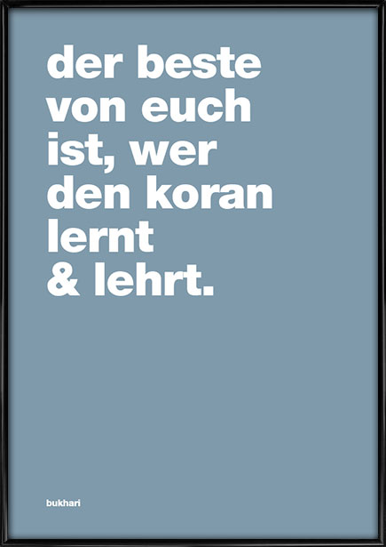 der beste von euch ist ay simit print prints poster wandbilder quotes wohnaccessoires. Black Bedroom Furniture Sets. Home Design Ideas